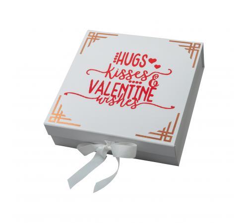 Luxury Keepsake Valentines Treat Box image