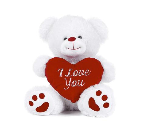 "I Love You 18"" Balloon Hamper image"