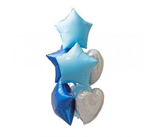 Boy blue bouquet
